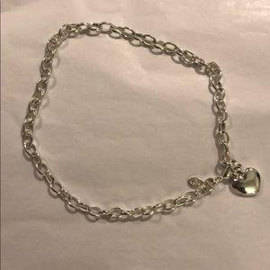 Premier Designs Heart Ankle Bracelet
